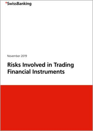 Risks involved in trading financial instruments